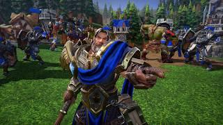 2kxaoc играет в Warcraft 3 с вебкой
