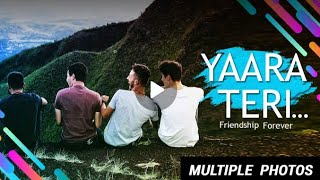 Yaara Teri Yaari   Rahul Jain   Pehchan Music   Emotional Friendship Video 2020 (New Whatsapp Statu)