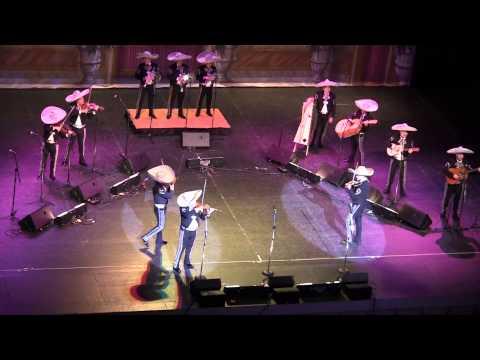 2012 Mariachi Vargas San Antonio Concert - Track 1 - Popurri de Sones