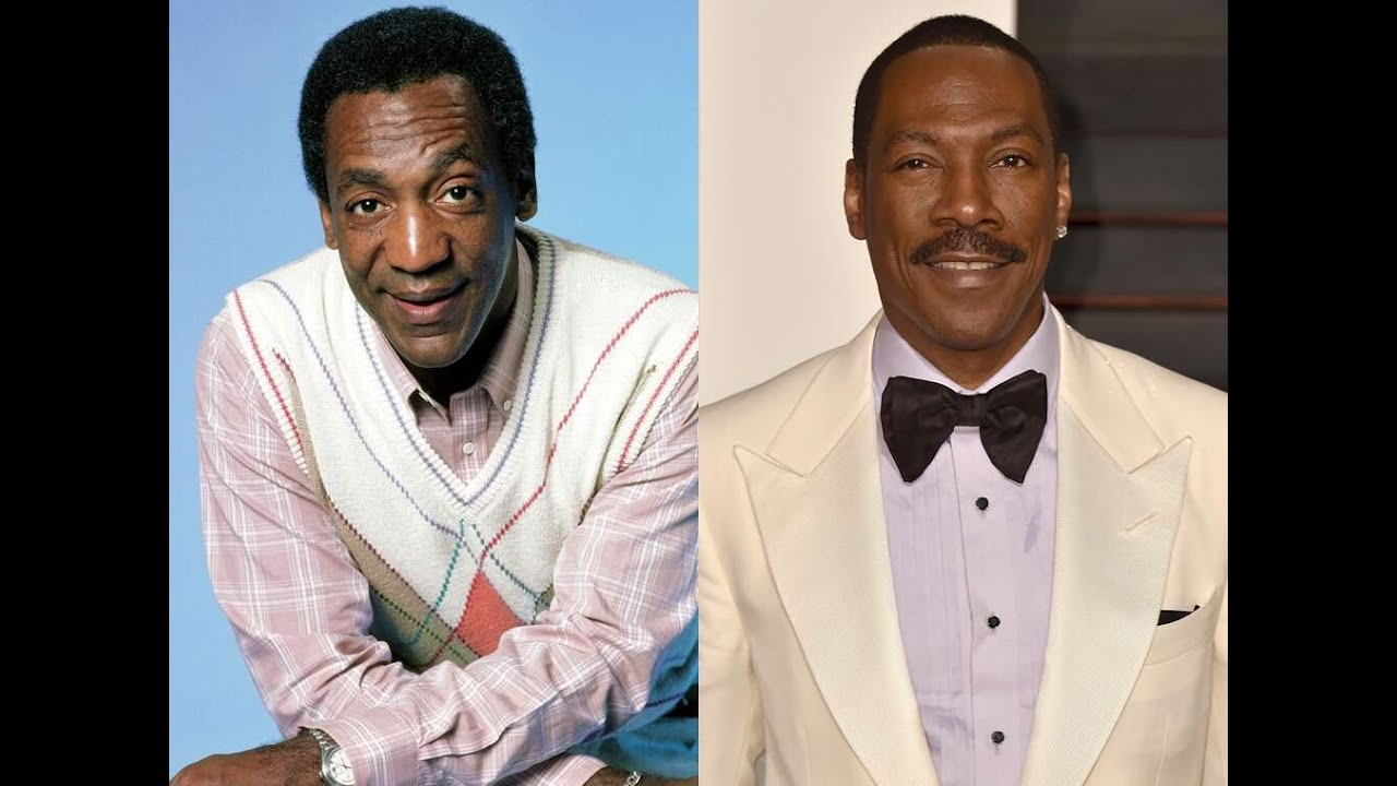 Bill Cosby's publicist calls Eddie Murphy a Hollywood slave
