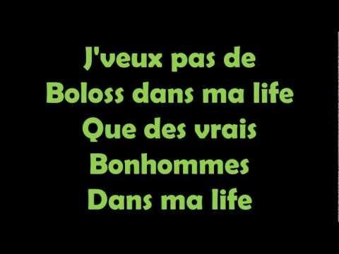 Zaho - Boloss - Paroles