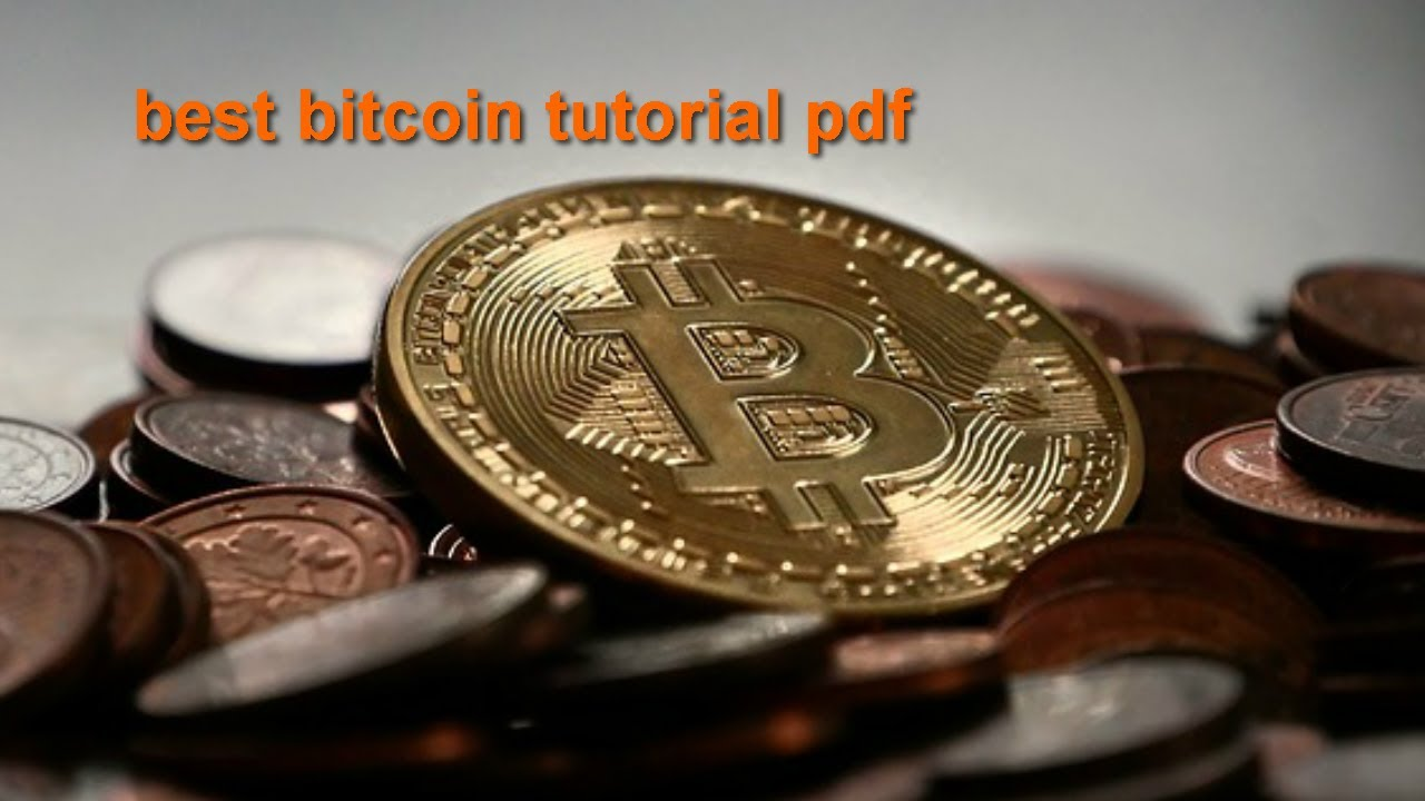 Bitcoin Tutorial Pdf Ultimate Guide Cryptocurrencies Youtube