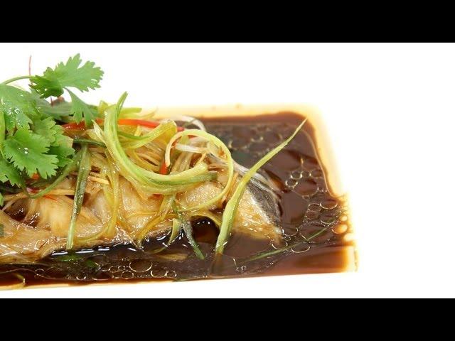 空中廚房-清蒸鱈魚