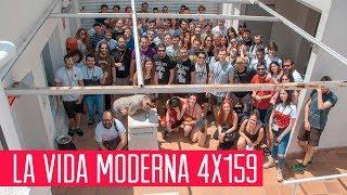 La Vida Moderna 4x159...es entrar en un velatorio al grito de