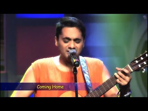Chin2 Bhosle Sings 'Coming Home' in 5 languages | ArtistAloud