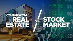 Commercial Real Estate vs Stocks - Real Estate Investing Made Simple With Grant Cardone