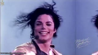 Michael Jackson Human Nature tour BAD + Dangerous + History + This Is It