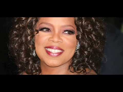 Oprah Winfrey Biography in Tamil - YouTube