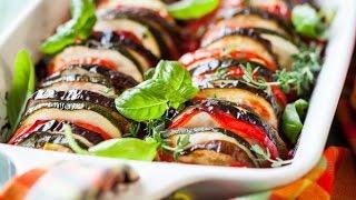 #18 Как приготовить рататуй. Рецепт рататуя