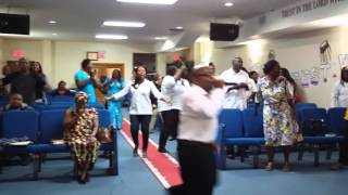 2015 Power Conference Day 2 Preacher Bishop K  Cuffy Continued