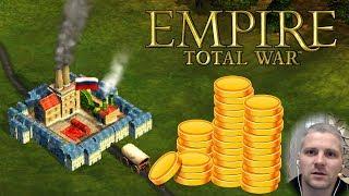 экономика в Empire: Total War. Интеллектуальный шедевр