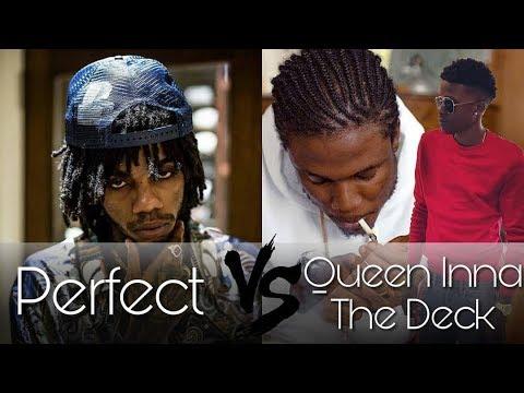 Masicka Queen Inna The Deck | Alkaline Perfect COMPARISON | Rassi Time