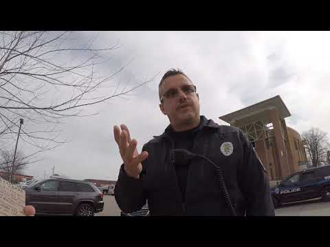 1st Amendment Audit Plymouth Police Department, Post Office And Fire Department