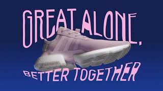 Gambar cover Great alone, better together: adidas Kaval