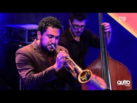 Concierto de Paul Sanchez Quintet Ecuador  Ecuador Jazz 2016