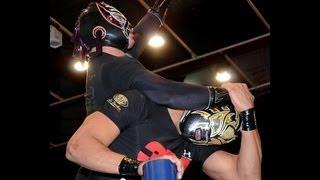 Volador Jr.  VS  La Sombra Duelo de Mascaras