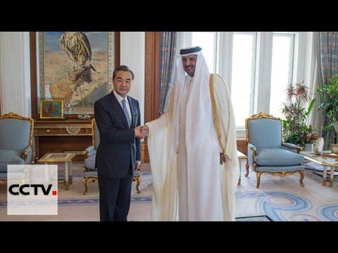 """Le Qatar, partenaire-clé pour promouvoir l'initiative """"Une ceinture et une route"""""""