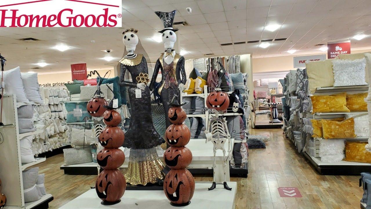 Home Goods Halloween 2020 Halloween hunting HOMEGOODS * SHOP WITH ME 2020   YouTube