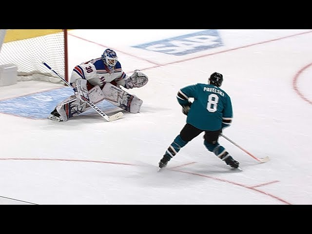 Sharks, Rangers meet in shootout