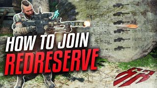 How To Join Red Reserve! (Tips And Advice)