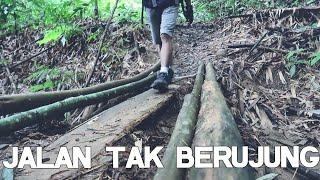 Awal Perjalanan Tanpa Ujung, Desa Juhu (Kalimantan #6)