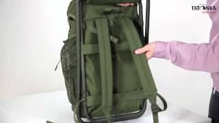 Рюкзак стул для рыбалки Tatonka Fisherstuhl