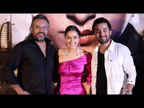 Haseena Parkar Official Trailer Launch-...