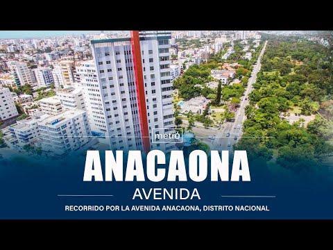 Avenida Anacaona, Santo Domingo, República Dominicana - 2019