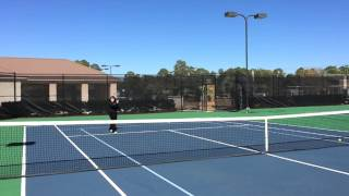 Tennis Trotter Style - By:Trotter388