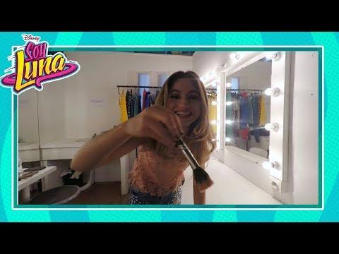 Soy Luna 3 - Dietro le quinte  Il camerino di Karol - Disney Channel IT