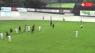 Fiorenzuola-Piacenza 2-2 Serie D