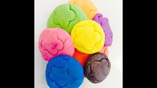 🌟🌟🌟 КАК СДЕЛАТЬ БОМБЕЗНОЕ ТЕСТО ДЛЯ ЛЕПКИ // ПЛАСТЕЛИН ДОМАШНИЙ  ПЛЕЙ-ДОХ (Play-doh) РЕЦЕПТ