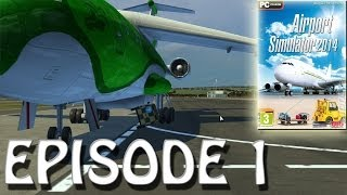 Airport simulator 2014 - Episode 1