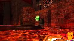 How to get BFG  (Quake III Arena, map Q3DM15)
