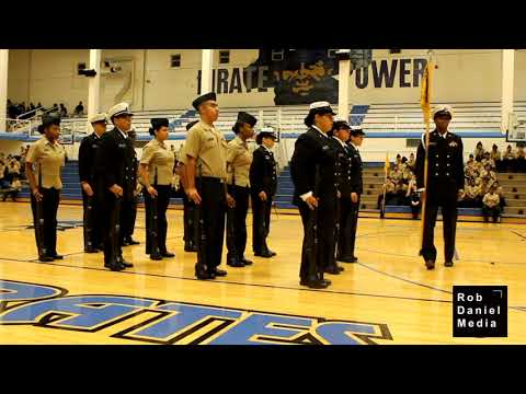 Proviso East High School NJROTC Annual Military Inspection for Proviso High Schools District 209