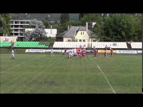 Hungary U20 - England Counties U20 | 14 June 2015