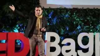 Akeel Khareef at TEDxBaghdad