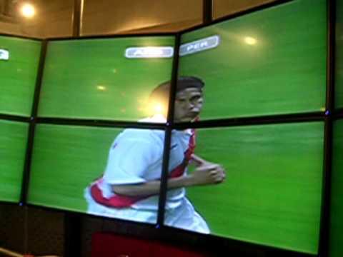 Videowall O Pantalla Gigante Con Monitores Lcd Youtube