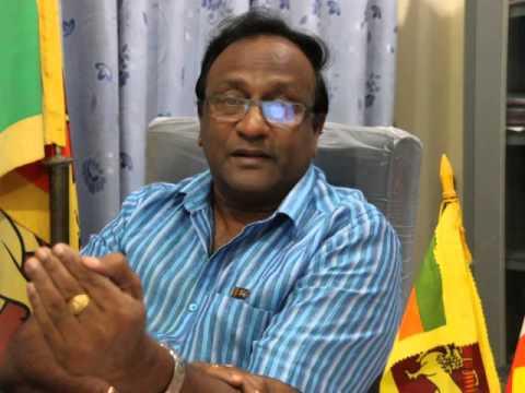 Rear Admiral Sarath Weerasekara