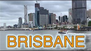 Brisbane Queensland Australia Tour 4k