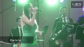 Neo Music Production - Hong Kong Wedding Live Pop Jazz Band at Kerry Hotel