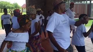 Guadeloupe : ateliers danse à Petit Canal