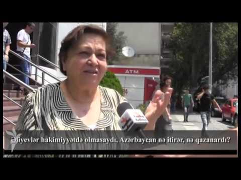 Əliyevlər hakimiyyətdə olmasaydı, Azərbaycan nə itirər, nə qazanardı?