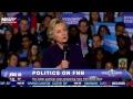 LIVE: Hillary Clinton Rally Wayne State Univ, Detroit, Michigan