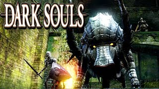 Dark Souls - Fang Boar Knightmare Parish Gameplay Walkthrough PART 5 HD PC/PS3/360 Blind DS Mod