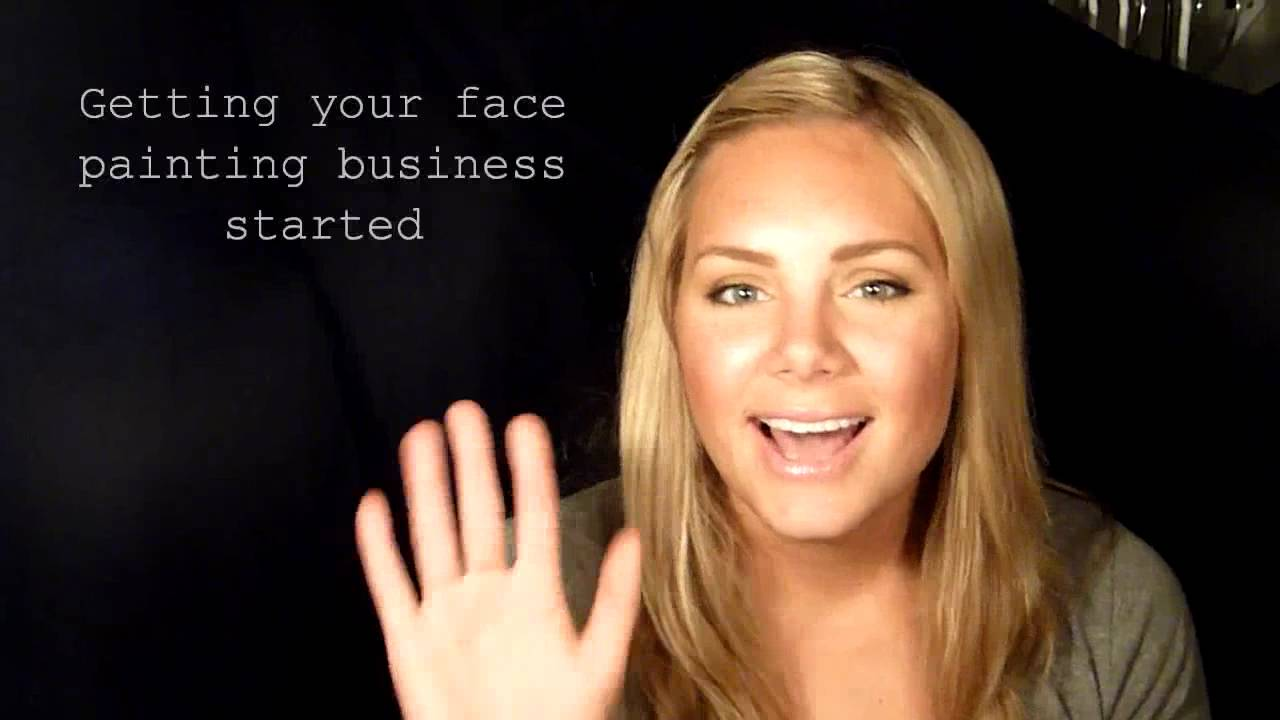 Getting your face painting business started youtube getting your face painting business started magicingreecefo Gallery