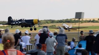 Duxford Flying Legends Air Show England 2018 -  Corsair