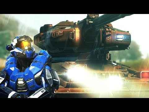 Tank World   Halo 5 Custom Game