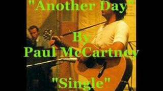 Video Another day Paul Mccartney