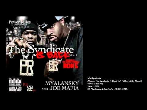 Wu-Syndicate - D.O.C.